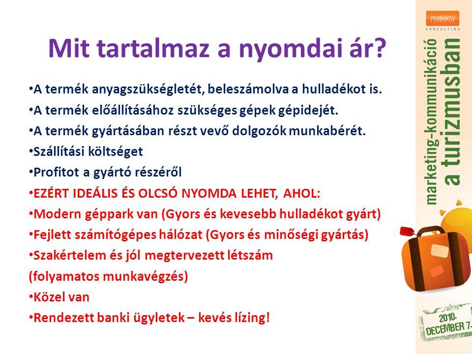 IDEÁLIS NYOMDA FELKUTATÁSA Internet ( nyomdalap.hu) Weboldalak!!!.
