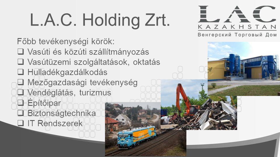 KAZAH KAPCSOLATOK