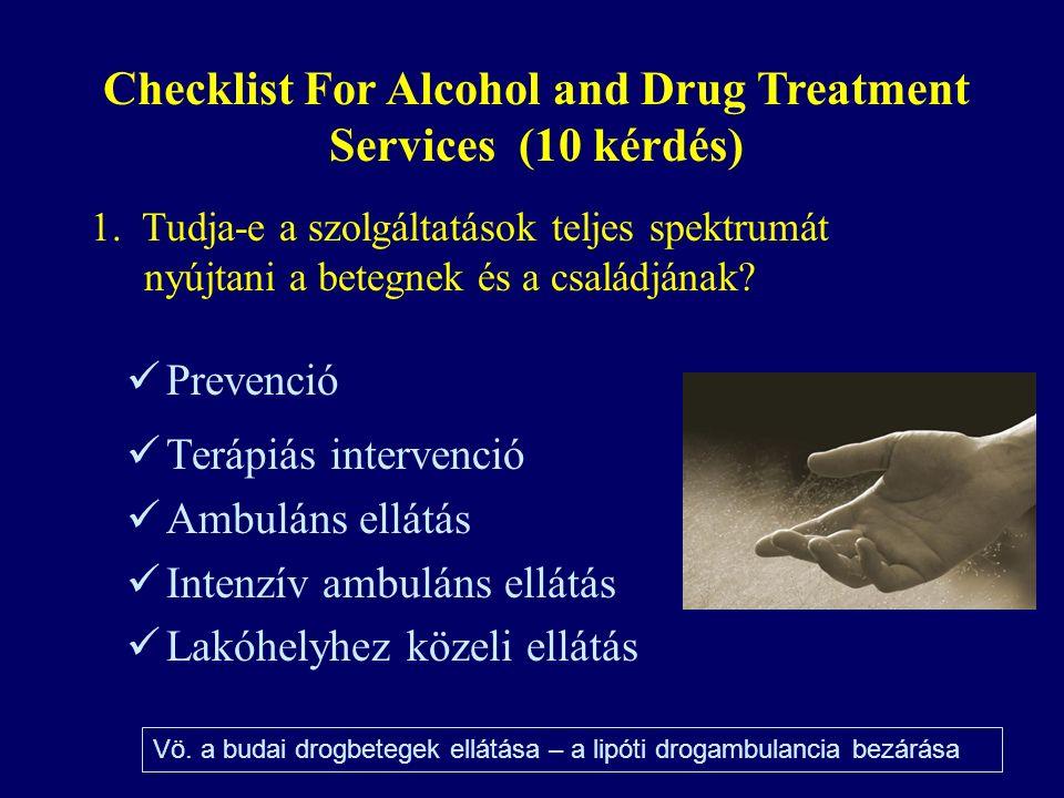 2.Minden kezelési formát biztosítani tud, amelyre egy fiatalnak szüksége lehet.