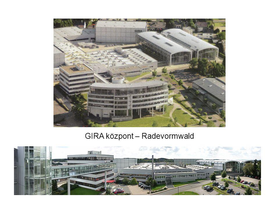 GIRA kereskedelmi és oktatási központ – Radevormwald