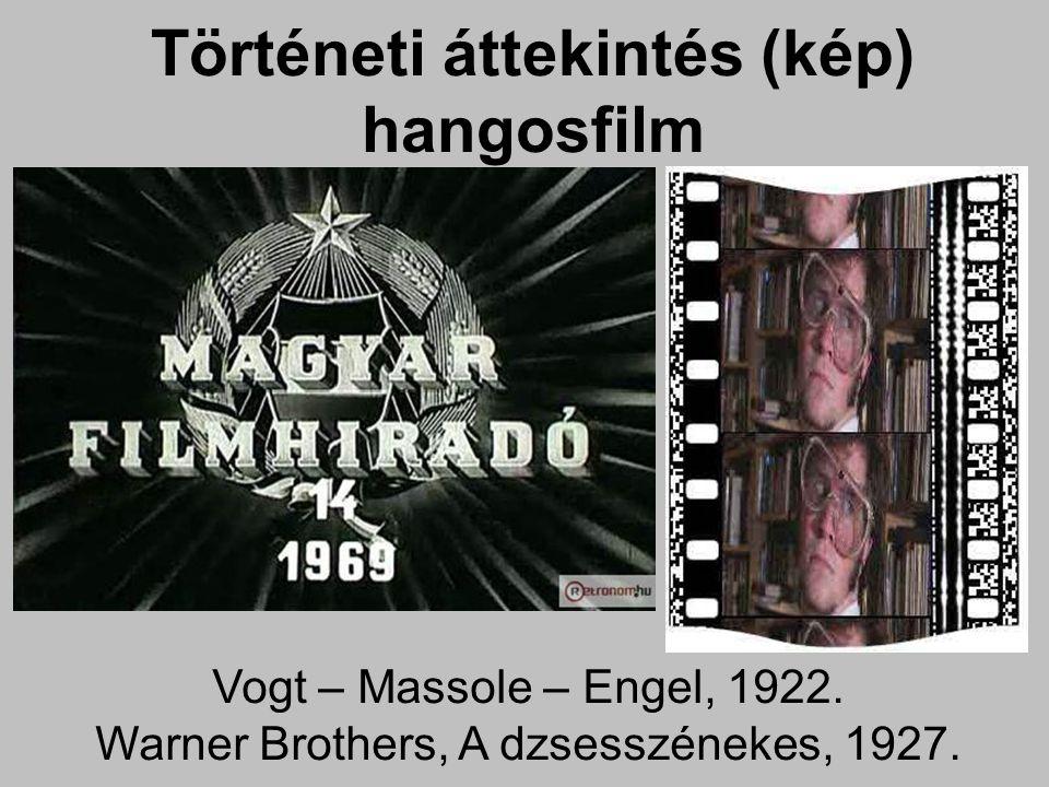 Történeti áttekintés (kép) ~1926 Tihanyi Kálmán