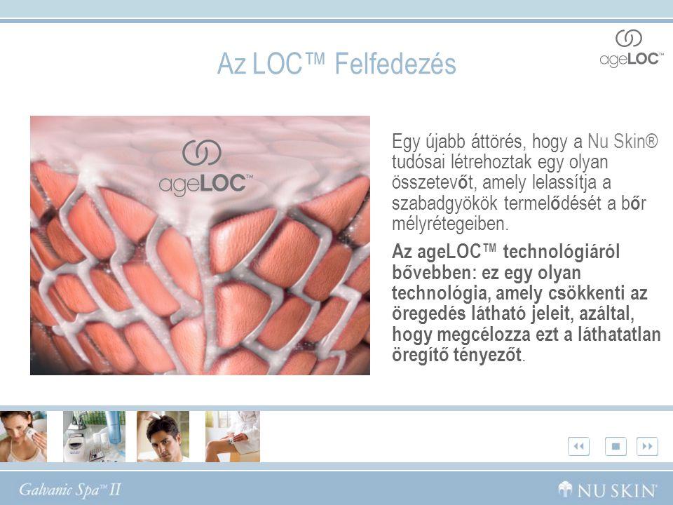 Nu Skin® Galvanic Spa™ Facial Gels (Kezelő Arcgélek) ÚJ ageLOC™ technológiával Helyreállítják és megóvják a bőr fiatalos ragyogását.