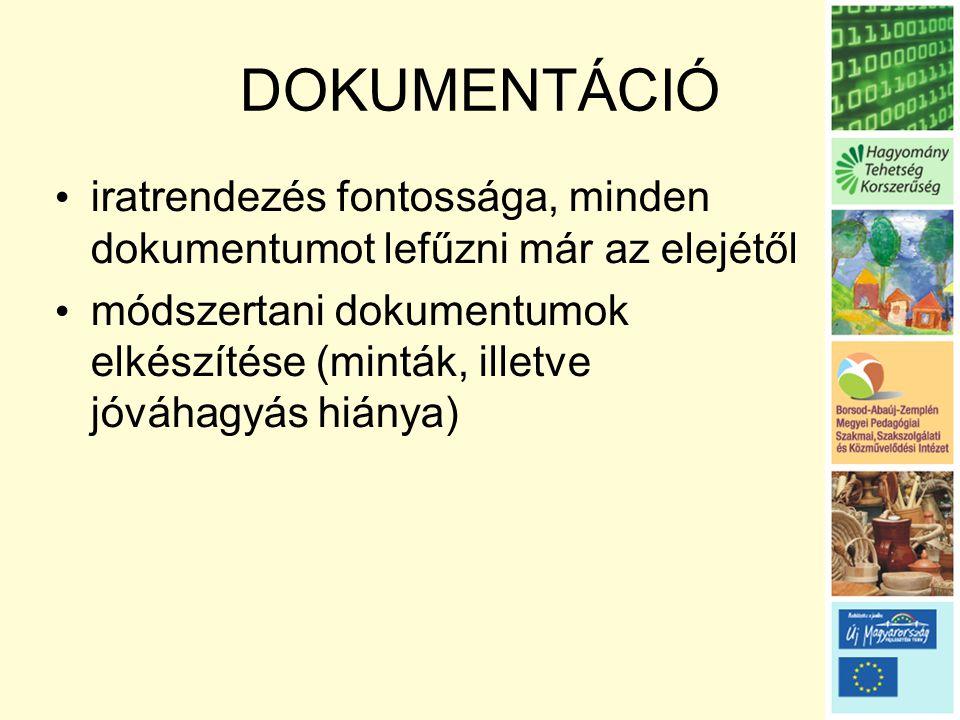 KÖZREMŰKÖDŐ SZERVEZET: OKMT • személyes kapcsolat fontossága a pályázati referensekkel (ld.