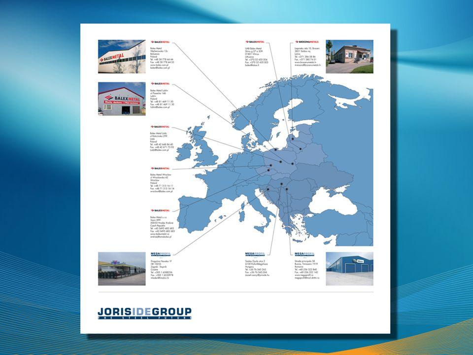 Megaprofil Magyarország Kft.Belgiumi tulajdonosi kör 2004.