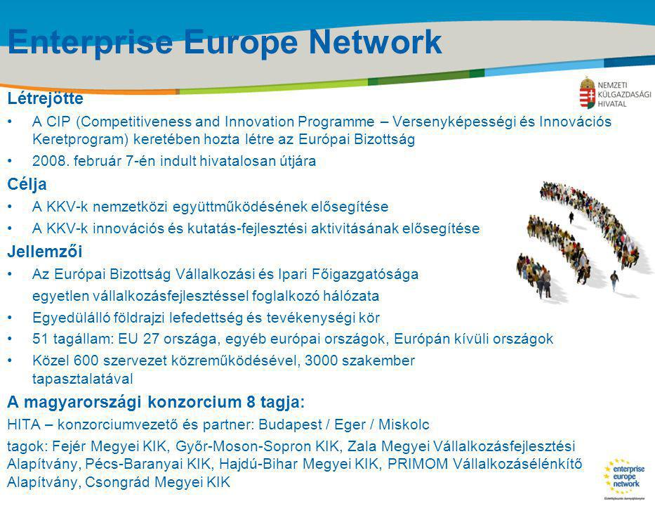 Title of the presentation | Date |‹#› Az Enterprise Europe Network Magyarországon