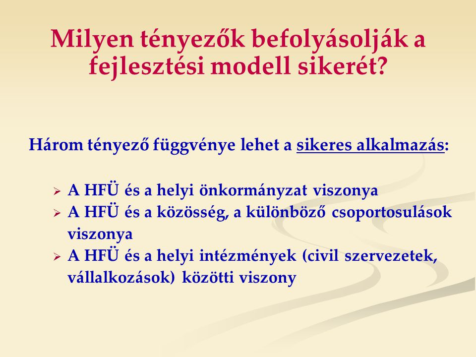 Az országos terjesztésű projekt eddigi (2000  2005) eredményei  Székelyudvarhely  6 Regionális Forrásközpont: Kolozsvár, Temesvár, Székelyudvarhely, Botosani, Drobeta Turnu Severin, Bukarest.