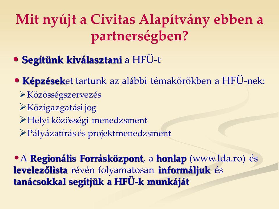 Mi az önkormányzat szerepe ebben a partnerségben .