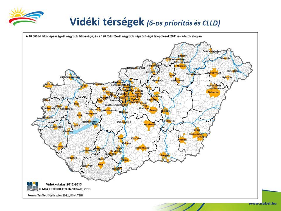 A Vidékfejlesztési Program keretében megvalósuló speciális fejlesztési modulok I.Közösség vezérelt helyi fejlesztések (CLLD) Helyi közösség részvételével megvalósuló, a LEADER alapelvekre épülő fejlesztési programok.