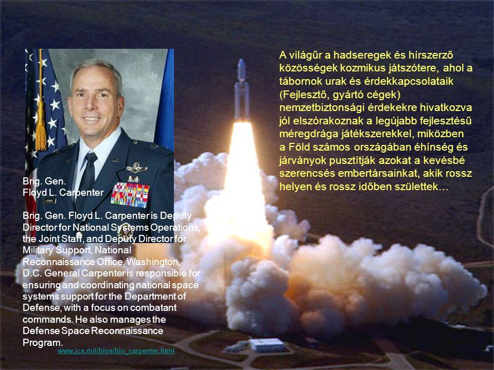 Az Egyesült Államok hadserege olyan kémműholdakat akar kifejleszteni, amelyek hosszú ideig használhatóak, mozgékonyak, és saját maguk gondoskodnak az üzemanyag-ellátásukról.