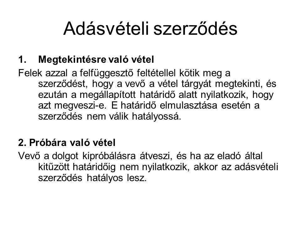 Adásvételi szerződés 3.