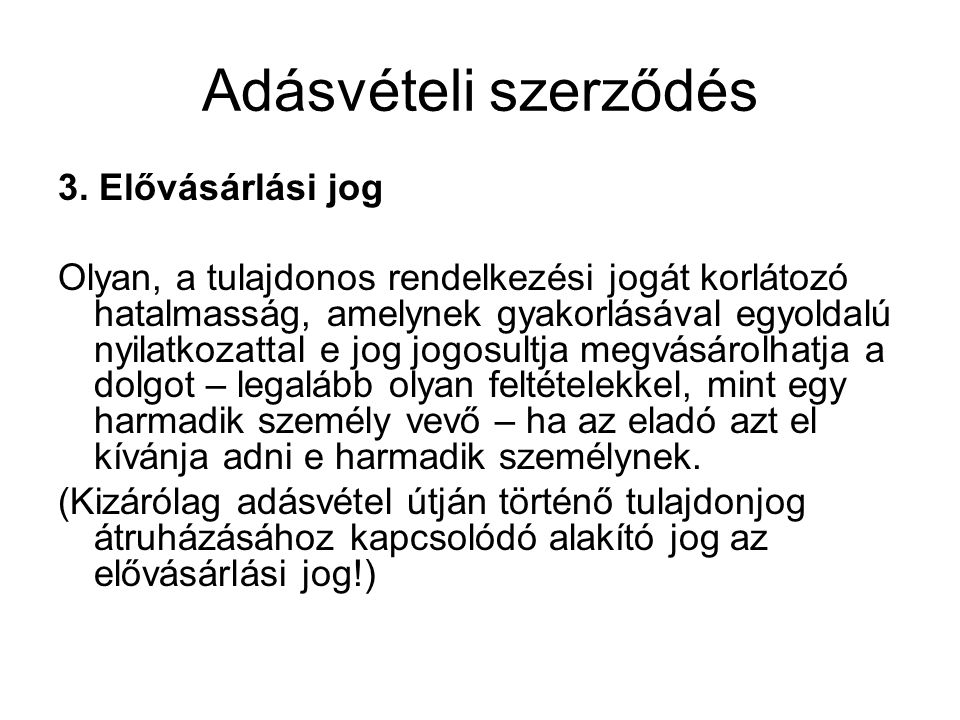 Adásvételi szerződés 4.