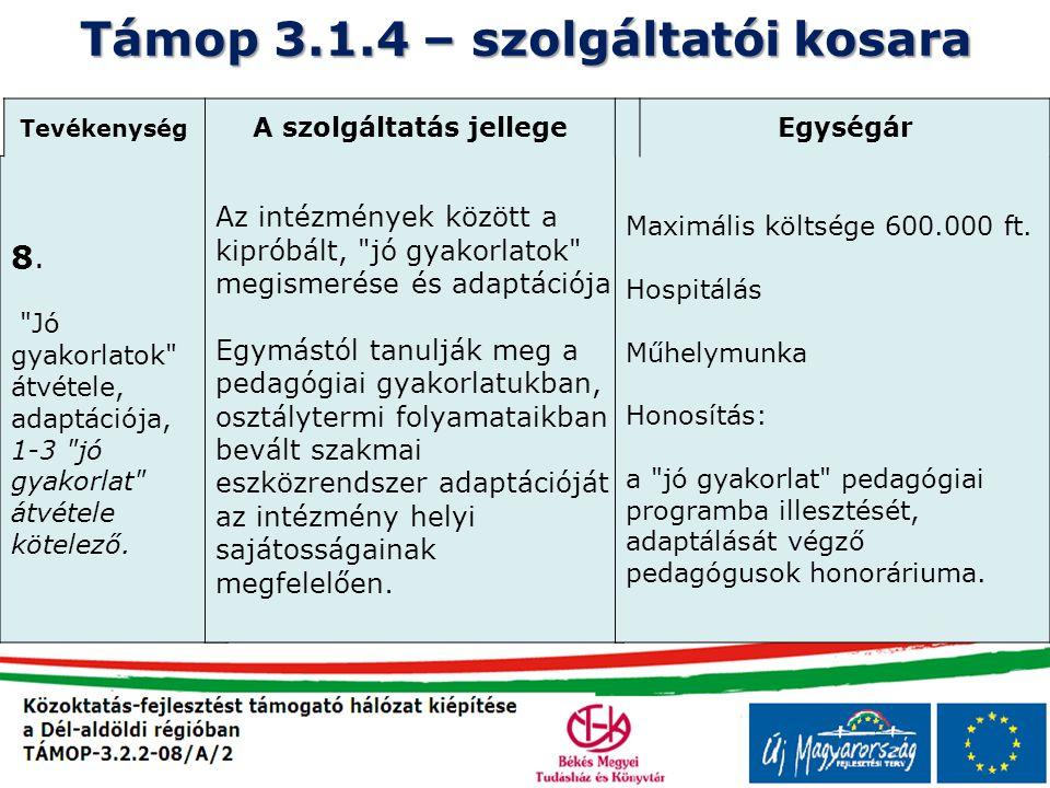 Regisztrációs – minősítési folyamat 1.Regisztráció: http.//kosar.educatio.hu 2.