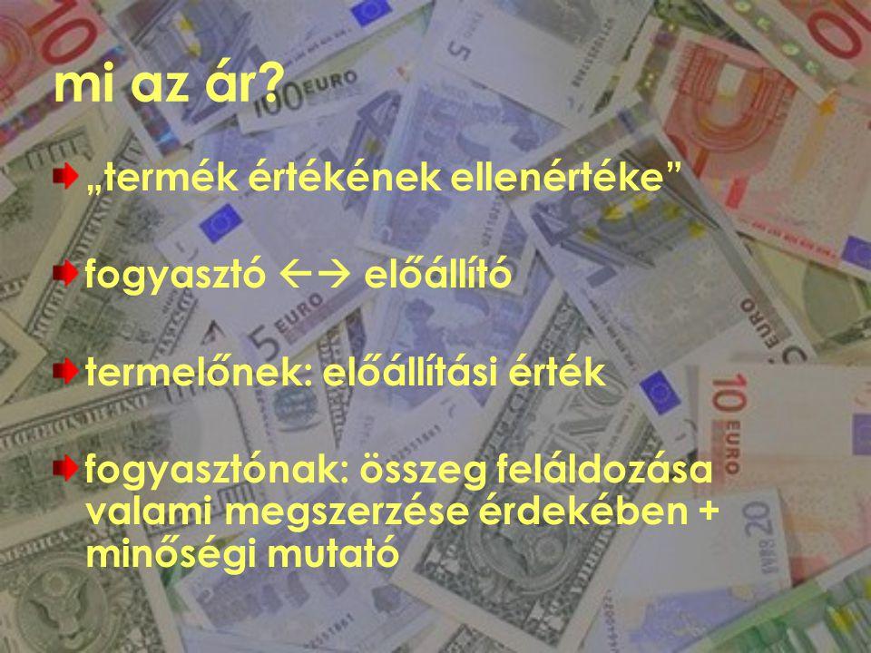 Mi is az árpolitika.