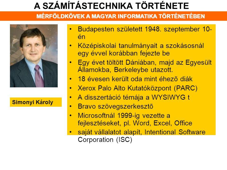 Budapesten született 1948.