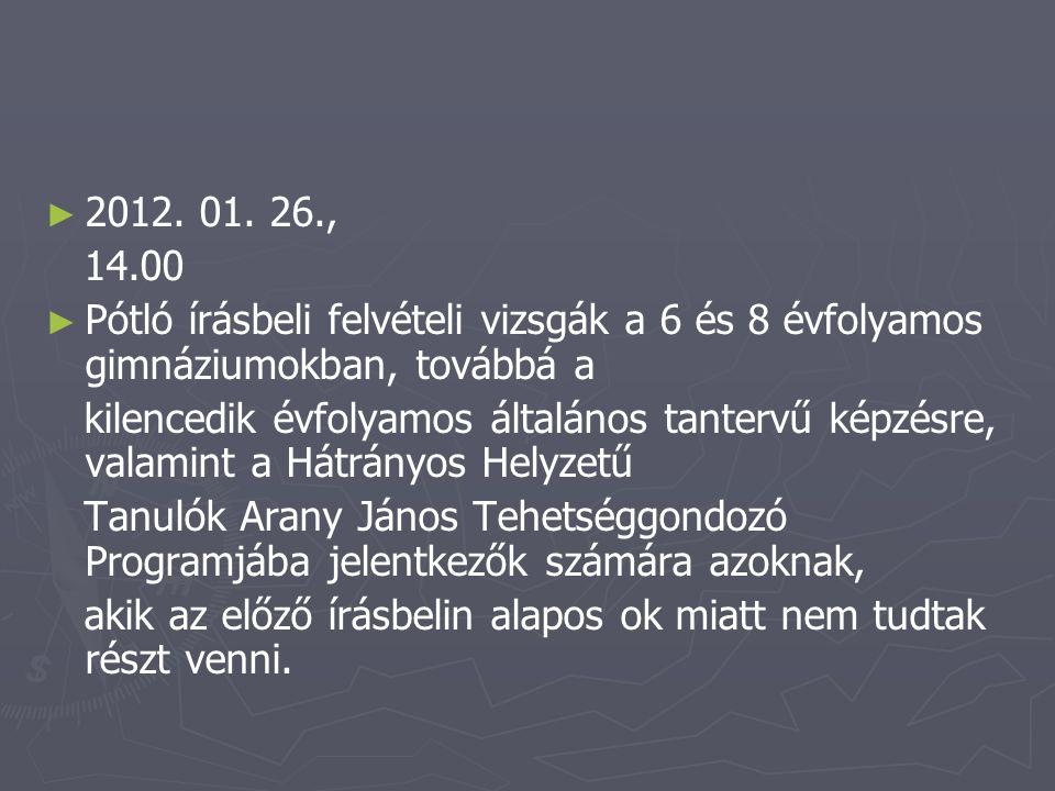 ► ► 2012.01. 27.