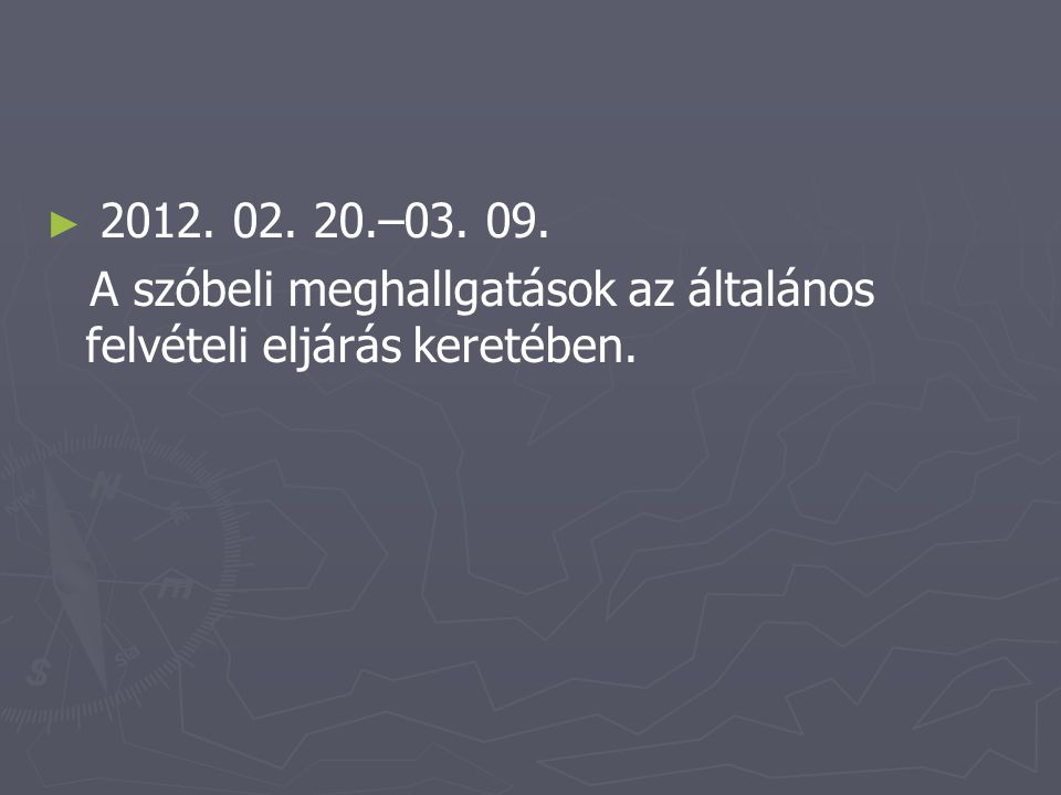 ► ► 2012.03. 13.