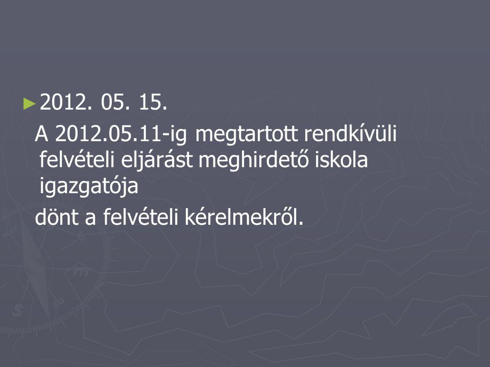 ► ► 2012.05. 25.