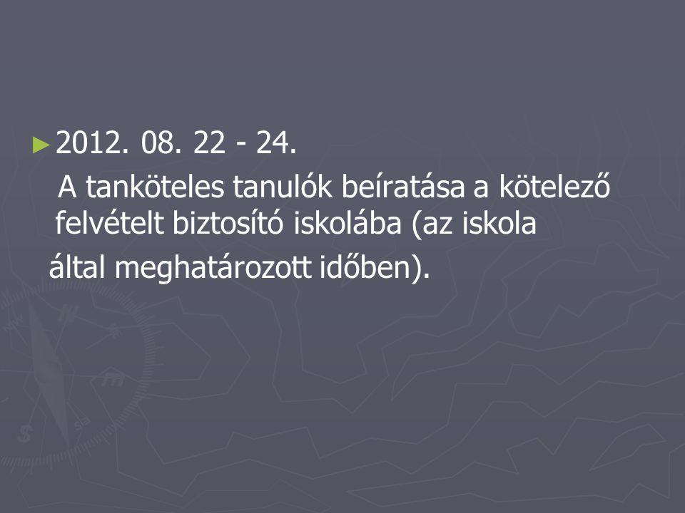 ► ► 2012.08. 31.