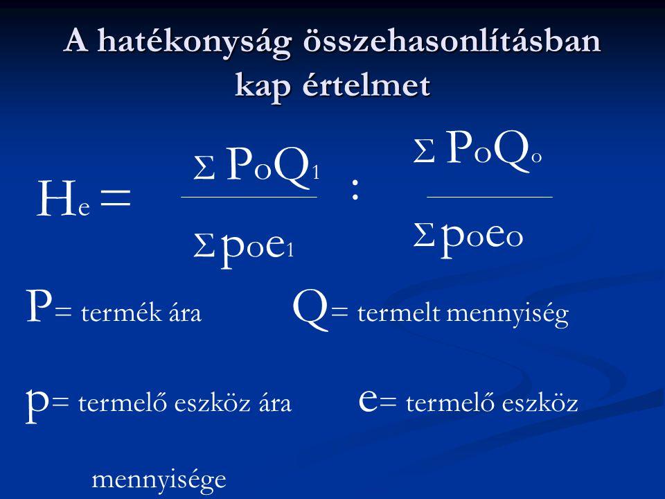 Parciális hatékonyság 3.