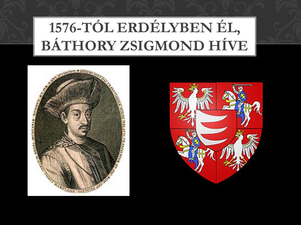1583-ban kötött házasságot Hagymássy Katával Gyermekük: Bocskai Virág HÁZASSÁGA
