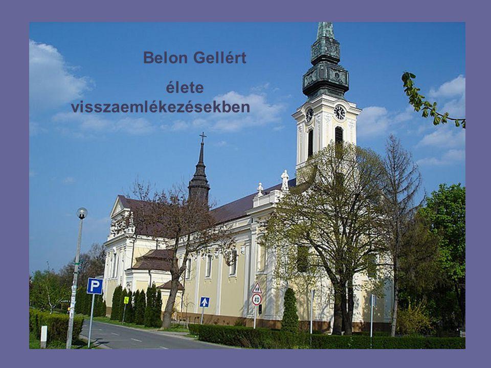 Út a papságig Belon Gellért (Füzesabony, 1911.szeptember 24.–1987.