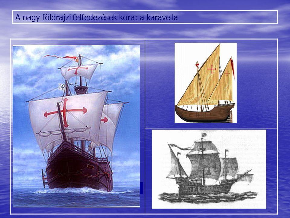Vitorláshajó-típusok: clipper