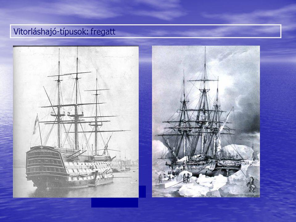 Gőzgépek a hajózásban 1807.