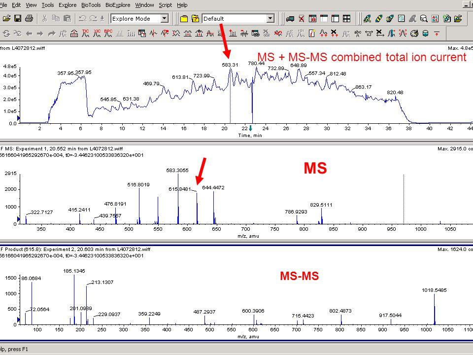 """Lekeresés csak MS-MS adatokkal """"script – az összes MS-MS adatok megfelelő formába rendezve az egyes spektrumokkal független lekeresés az eredményeket viszont fehérjénként összegezzük"""