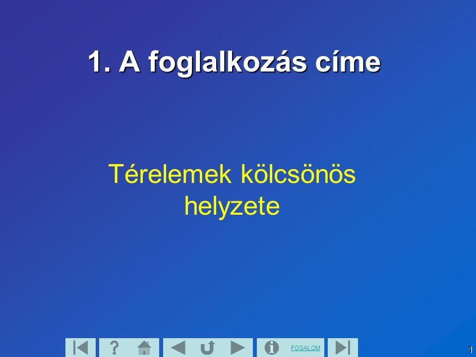 FOGALOM 2 2.