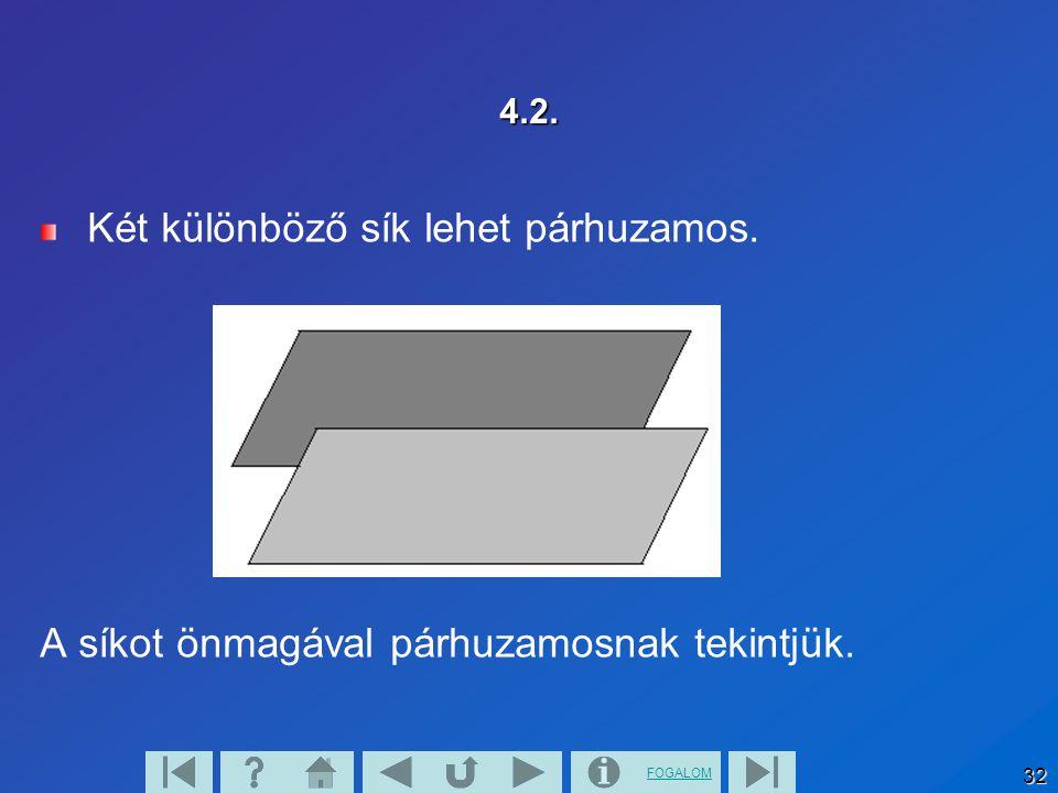 FOGALOM 33 4.3.Lehet metsző.