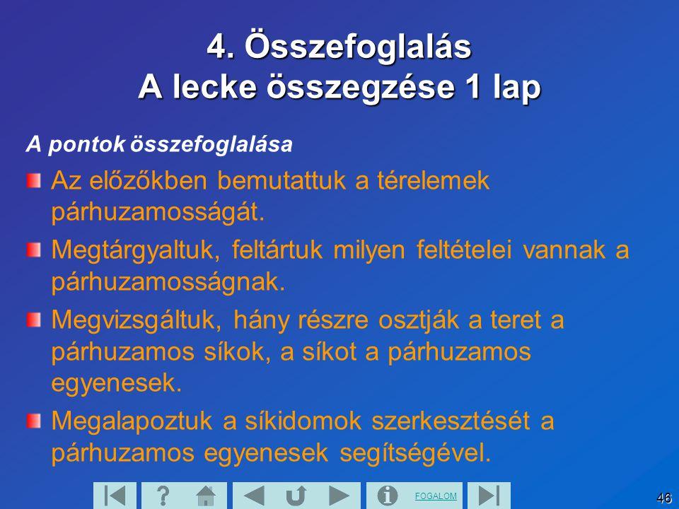 FOGALOM 47 4.