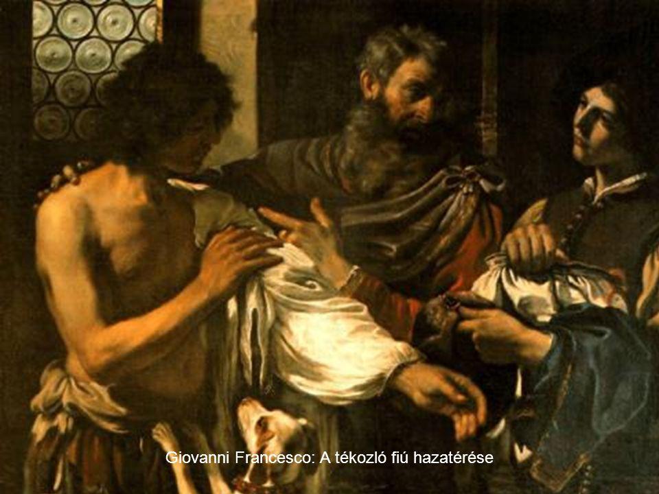 Giovanni Francesco: A tékozló fiú hazatérése