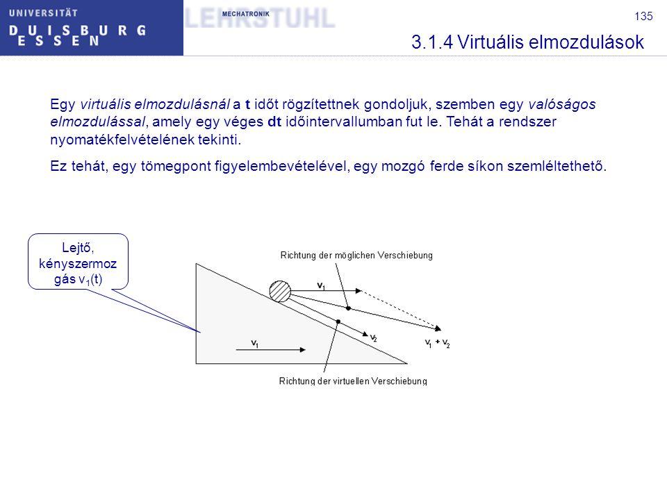 136 3.1Alapfogalmak 3.1.1Modellképzés: tömeg, rugalmasság és csillapítás 3.1.2Erők, Rendszer lehatárolás, Schnittprinzip 3.1.3Kapcsolatok 3.1.4Virtuális elmozdulások 3.1.5Kinematika 3.2Impulzus- und implzusnyomaték tétel 3.3Kapcsolódások figyelembevétele 3.4A d'Alembert elv 3.5Mozgásegyenletek 3.5.1Kettős inga mozgásegyenletei 3.5.2Lineáris mozgásegyenletek 3.6Állapotegyenletek 3.7Másodfokú Lagrange egyenletek 3Mechanikai rendszerek dinamikája