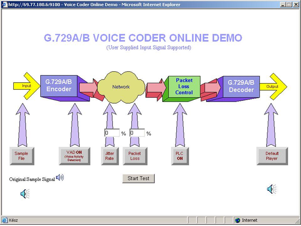 Komm. rendsz. 12 előadás 2010. december 6. 65