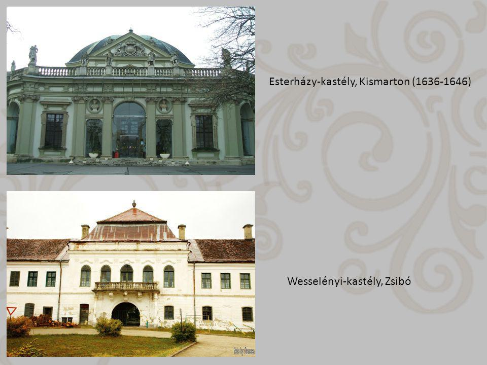 A barokk stílus legfontosabb építészei Magyarországon Johann Lukas von Hildebrandt (1668-1745) – osztrák építész, a barokk építészet nemzetközileg is meghatározó alakja.