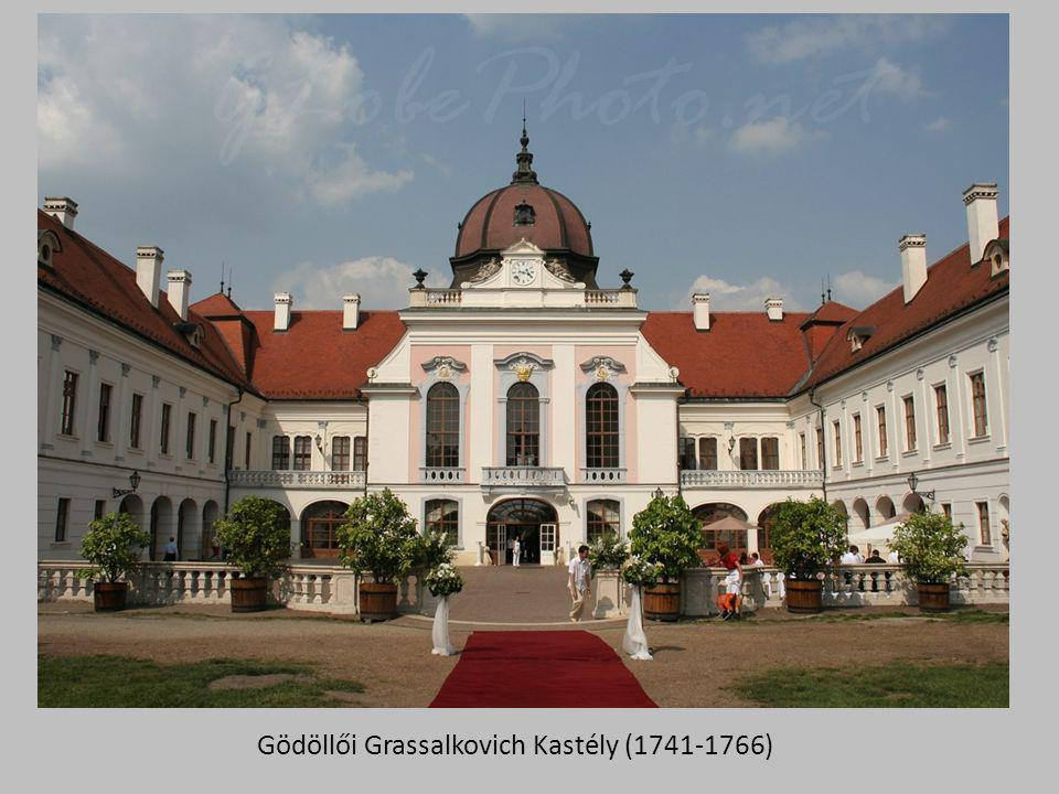 A barokk Feladatai: A barokk korában az építészet legjelentősebb feladatai az ellenreformációs egyház templomai, a királyi és a fejedelmi kastélyok, valamint a főúri megbízók és a vagyonos polgárok városi palotái.