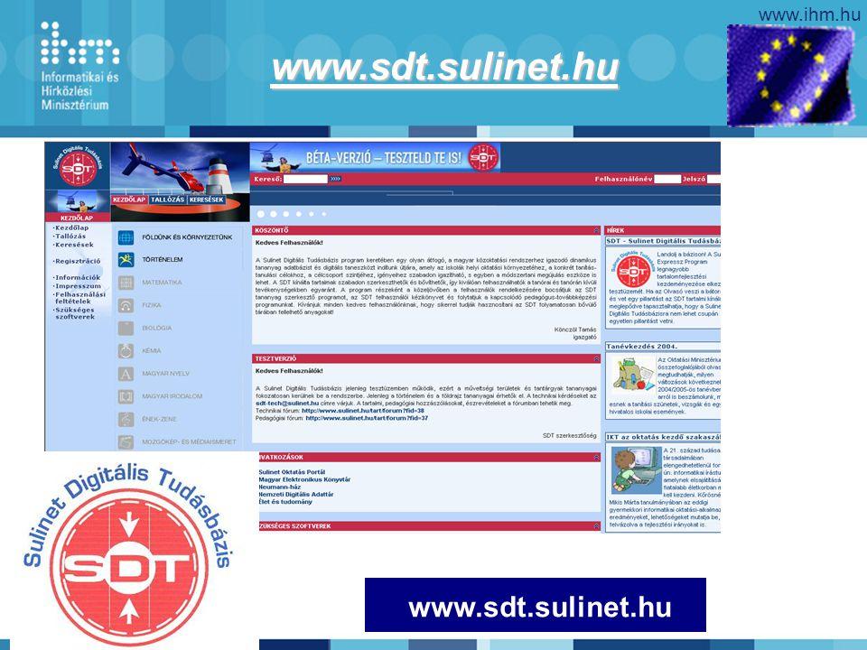 """www.ihm.hu """"tudomány a hozzátartozó linkek térképével Magyar virtuális enciklopédia www.enc.hu"""