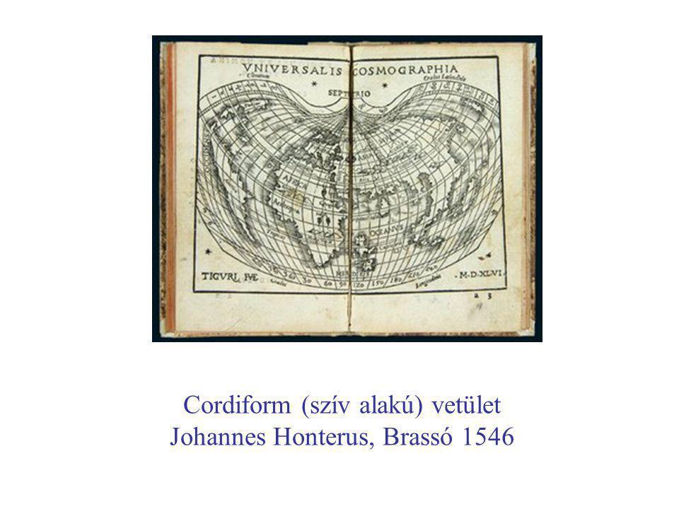 Ortelius világtérképe