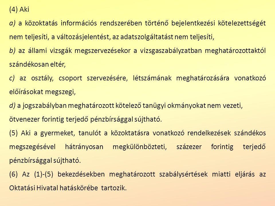 Az OH által lefolytatott szabálysértési eljárások 2006-2008
