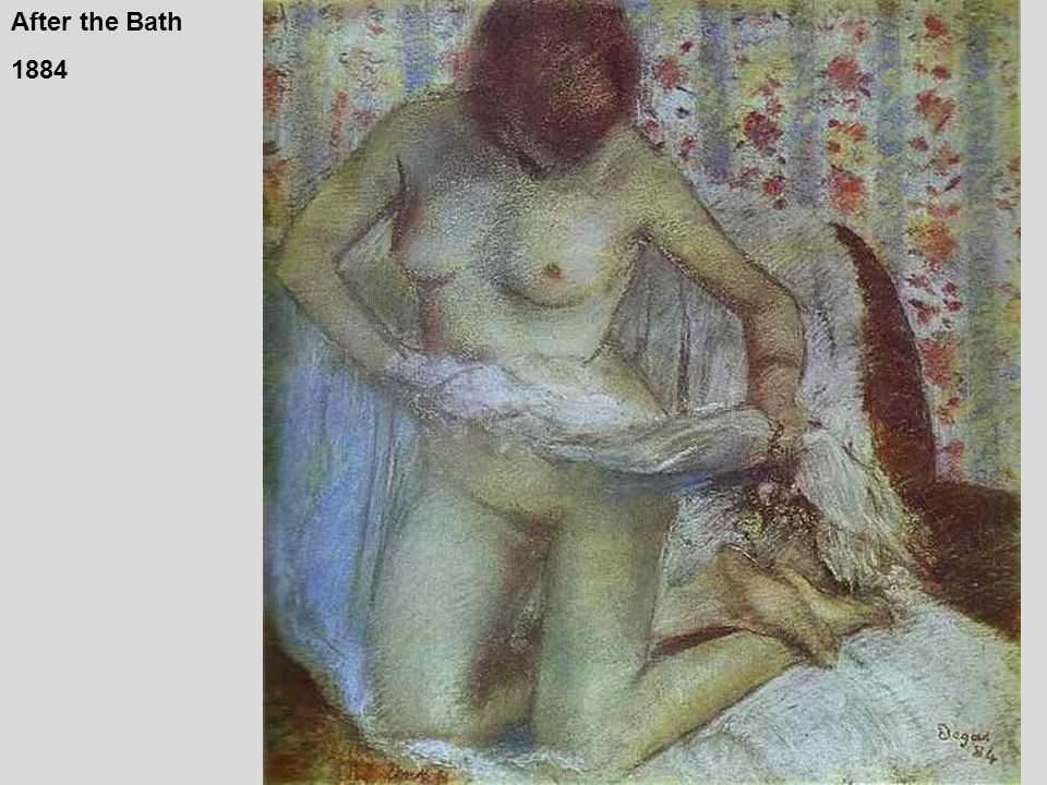Rousse (La Toilette) / Red- Haired Woman (The Toilette).