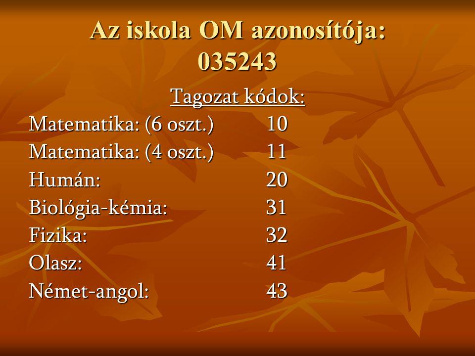 Végül, de nem utolsó sorban … ELÉRHETŐSÉGEINK: www.berzsenyi.hu www.berzsenyi.hu www.berzsenyi.hu Telefon/fax: 359-1613, 359 2205 Telefon/fax: 359-1613, 359 2205 Felvételi tájékoztató füzet (portán kapható) Felvételi tájékoztató füzet (portán kapható)