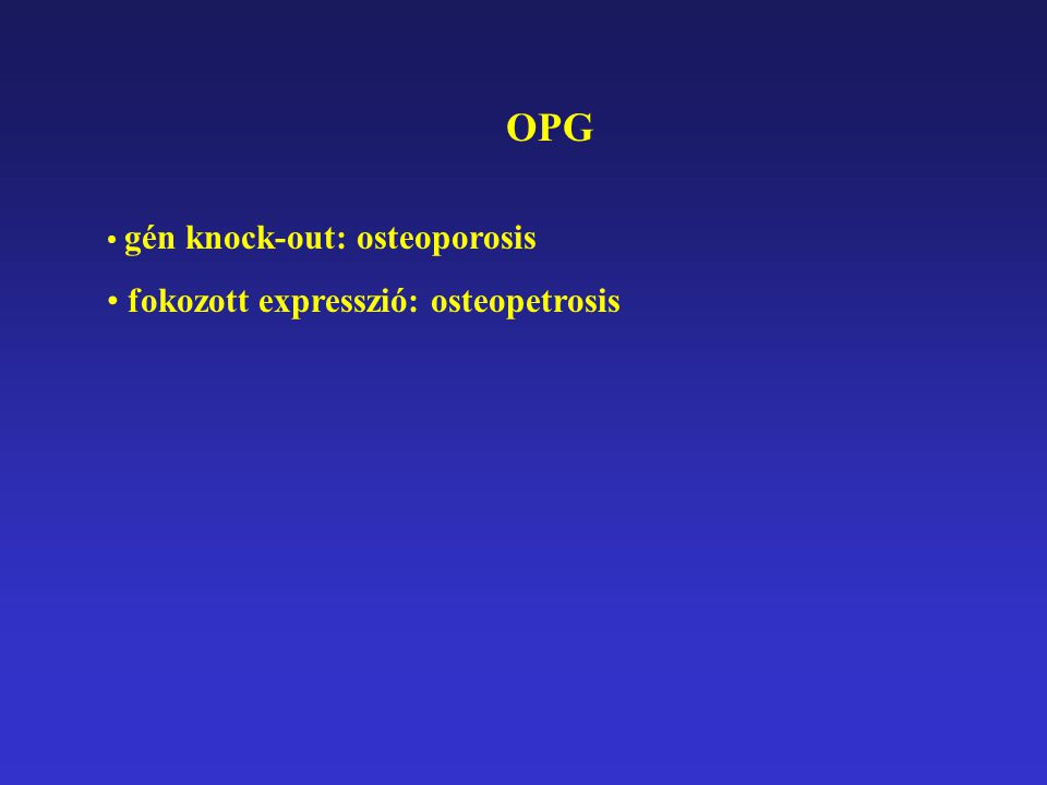Osteoporosis és vascularis betegségek immobilizáció chr.