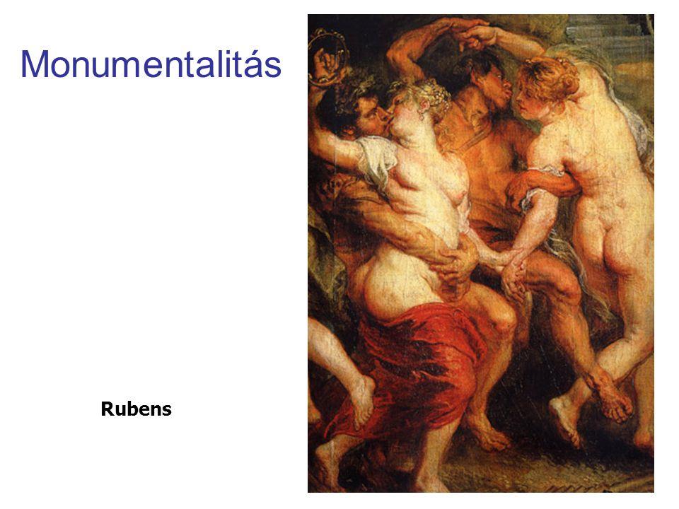 Nyugtalan vonalak, formák Rembrandt