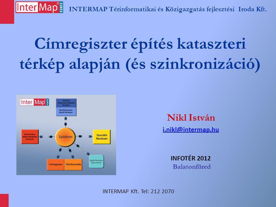 Az InterMap Kft.