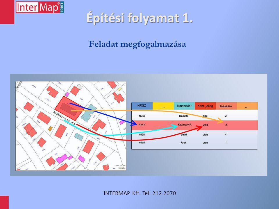 Építési folyamat 2.INTERMAP Kft.