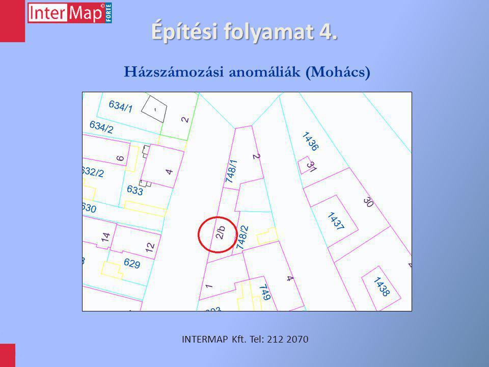 Építési folyamat 5.INTERMAP Kft.