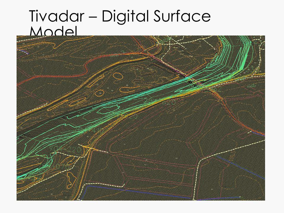 Tivadar – Digital Terrain Model