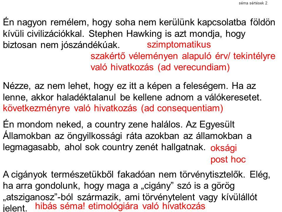 séma sértések 2.