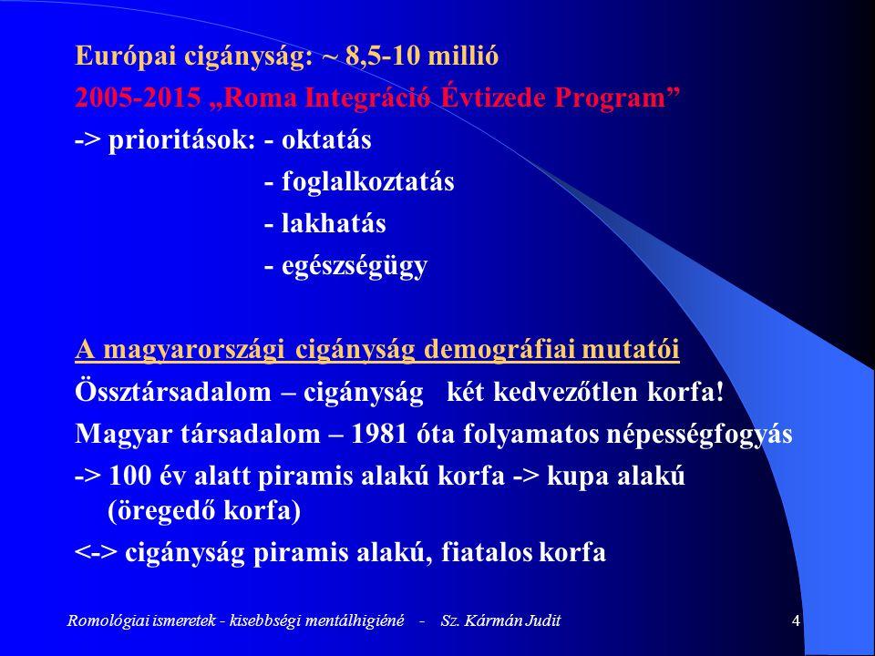 Romológiai ismeretek - kisebbségi mentálhigiéné - Sz. Kármán Judit5
