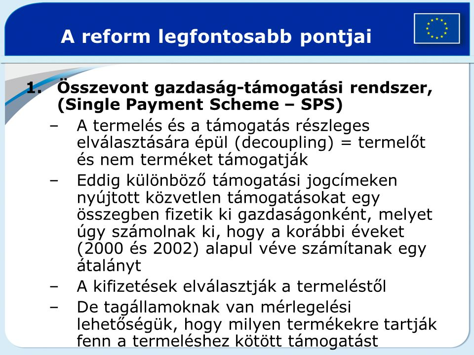 2.Nemzeti tartalékok rendszere.